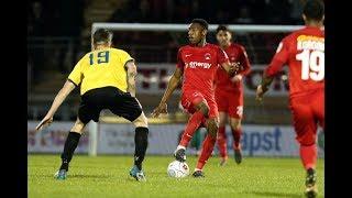 HIGHLIGHTS: Leyton Orient 0-1 Maidenhead United