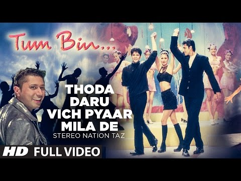 """thoda-daru-vich-pyaar-mila-de""-(full-song)-|-stereo-nation-taz"