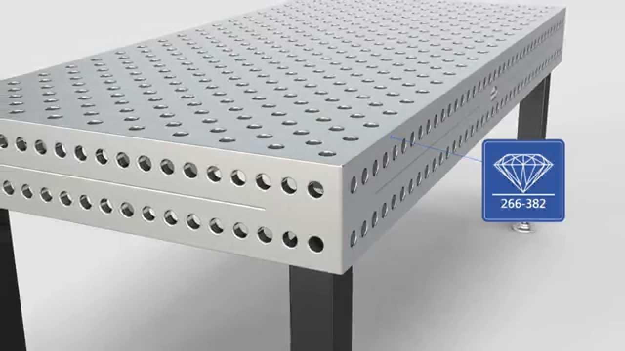 siegmund edelstahl schweisstisch produktanwendung 280020 e youtube. Black Bedroom Furniture Sets. Home Design Ideas