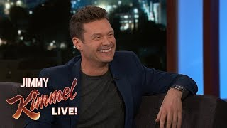 Video Ryan Seacrest on His Parents, Taylor Swift & American Idol download MP3, 3GP, MP4, WEBM, AVI, FLV Mei 2018