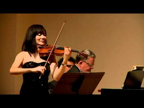 Lee-Chin Siow -- Accomplished Violinist and Professor at the College of Charleston