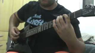 Kako - Sepulnation Sepultura Cover Guitar
