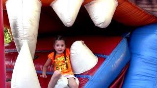 Парк развлечений Большой батут для детей