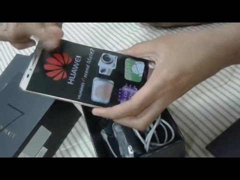 Unboxing Huawei Ascend Mate 7 (Bahasa Indonesia)