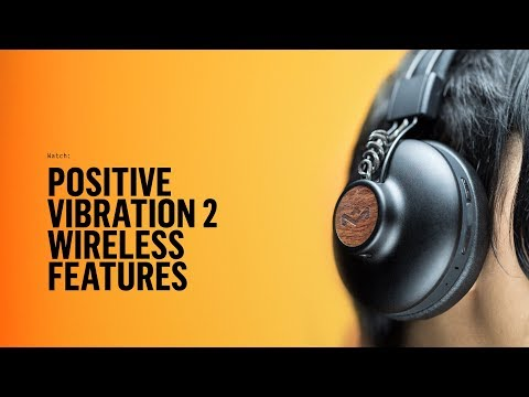 Positive Vibration 2 Wireless | Bluetooth Headphones | House of