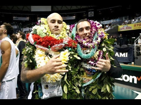 Hawaii Warrior Men's Volleyball 2018 - Rematch: #6 Hawaii Vs #1 LBSU