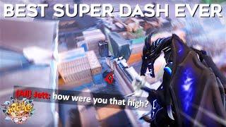 I found the ΗIGHEST SUPER DASH and BROKE the SKY BARRIER (BEST SUPER DASH)