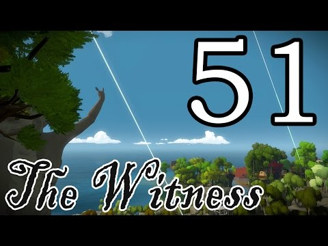 [51] The Witness - Floor Puzzle From Hell - Let's Play Gameplay Walkthrough (PS4)