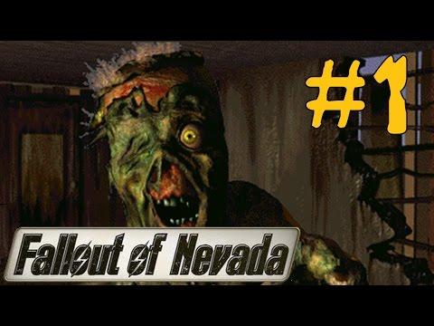 Fallout of Nevada - Часть 1