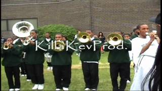 Cass Tech High School - Velvet Rope - 2007
