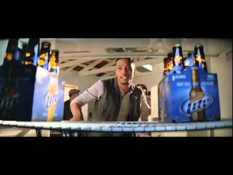 Miller Lite Old Lady Karaoke
