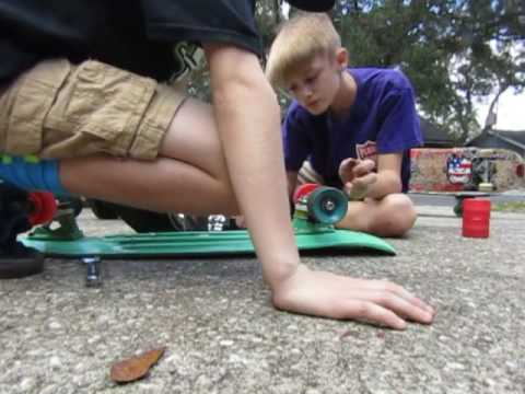 Changing Wheels On Penny Board