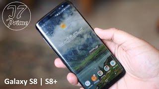 Samsung Galaxy S8 unboxing | فتح علبة سامسونج اس8