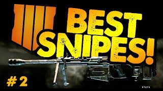 BEST SNIPER SHOTS From Live Streams // COD Black Ops 4 //Call of Duty Blackout Sniper Gameplay