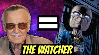 STAN LEE IS THE WATCHER IN GUARDIANS OF THE GALAXY VOLUME 2 CONFIRMED