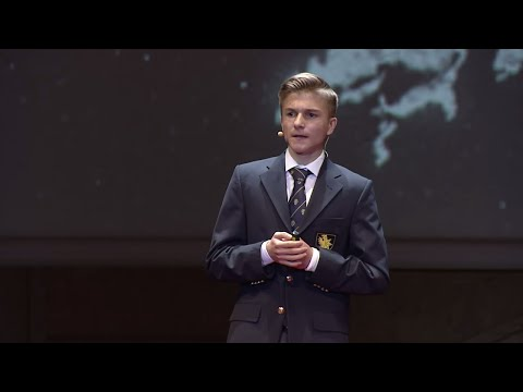 Can we expand our horizons and look beyond? | Antoni B. | TEDxInstitutLeRosey