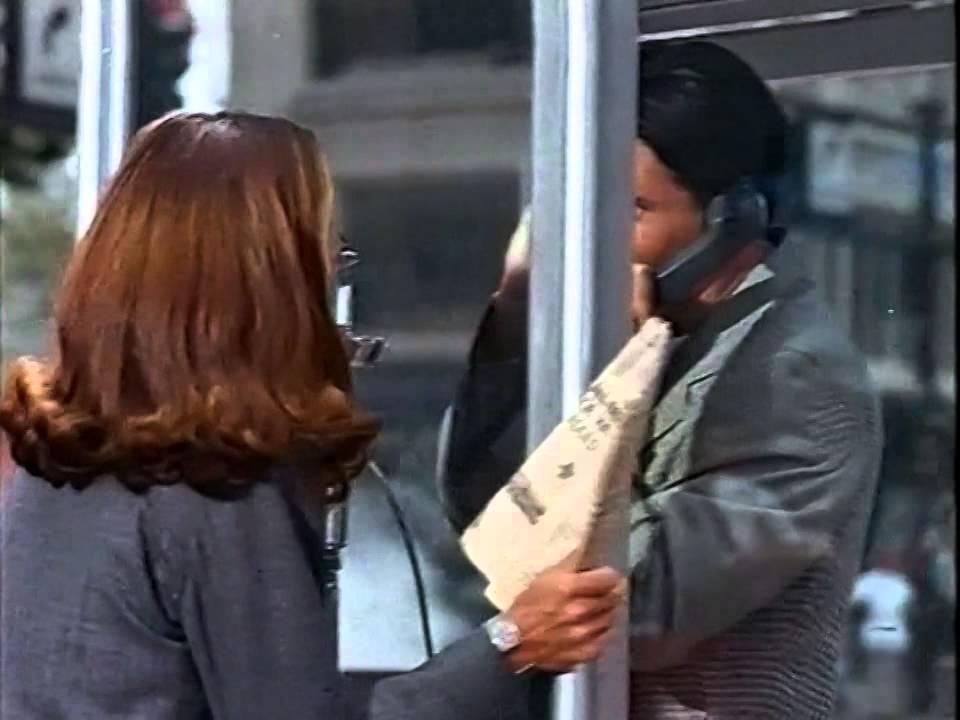 Gammon Werbung 1993 Telefonzelle