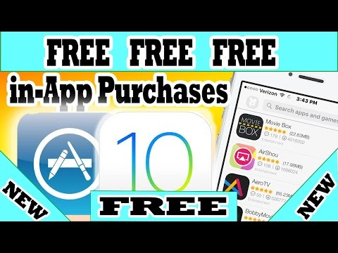 Free In-App Purchases plus Paid Apps Free on iOS 10 iPhone iPad 2017