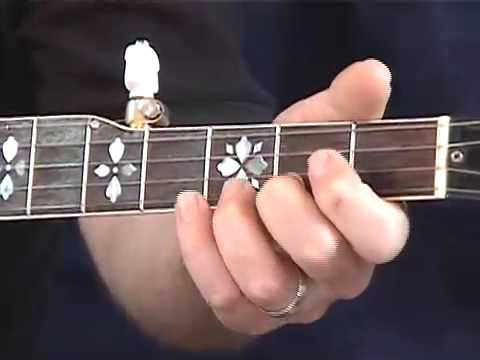 BANJO LESSONS - HOW TO PLAY SCALES ON THE BANJO!