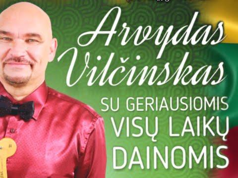 """A. Vilčinsko gyvo garso koncertas """"Po 20 metų - atgal į sceną. Atgal į namus"""