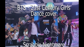 BTS - 21st Century Girls - Dance Cover - Scrabble Nightmare