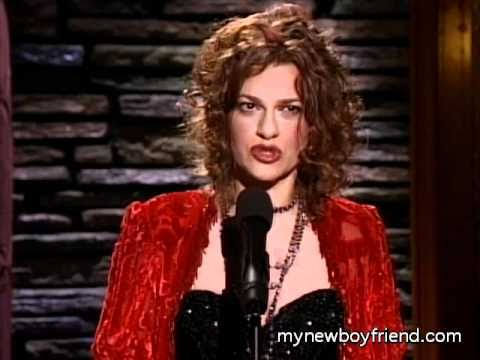 Sandra Bernhard - Songbird (Fleetwood Mac Cover)