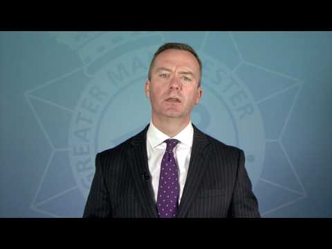 Update from Detective Chief Superintendent Russ Jackson