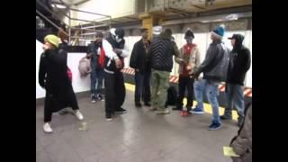 Нью Йорк: Стрит Андеграунд в Центре Мира - Уличный Хип Хоп