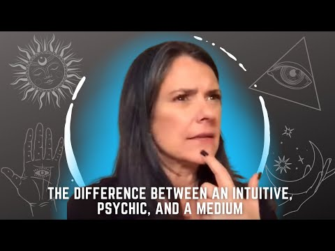 True Crime: The Difference Between An Intuitive, Psychic, And A Medium, Chris Watts