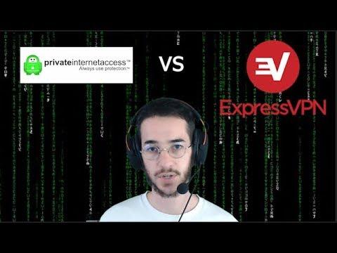 ExpressVPN vs Private Internet Access - Who Wins?
