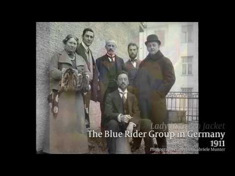 German Expressionism & Blue Rider Group | 60 Second Art History Lesson