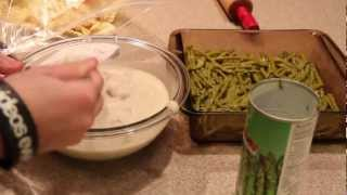 Cooking With Rep:  Asparagus Casserole