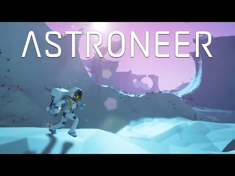 Save Astroneer - Reveal Trailer Images