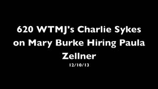 Wisconsin Radio Host On Mary Burke Campaign