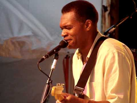 Robert Cray at the Johnstown  Flood City Music Festival
