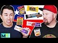 Americans Try Weird Chilean Treats for the First Time - Taste Test