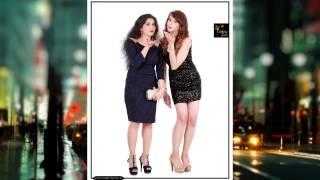 Celebrity Face Model Riya Walia's PhotoShoot With Nitibha Kaul BiggBoss 10