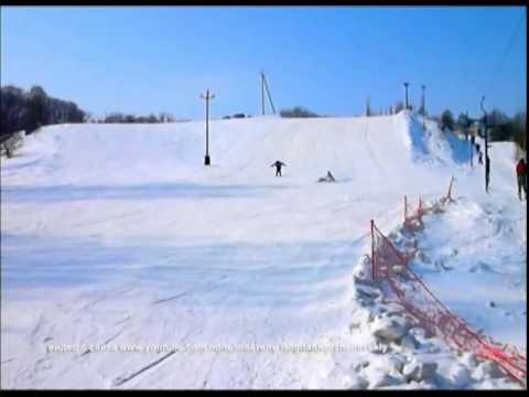 Ярославская Шакша вошла в топ-5 российских горнолыжных - YouTube ca30e233714
