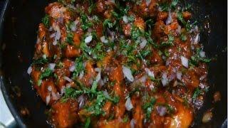 Baked Chicken Schezwan Manchurian