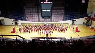 GDFR (Going Down For Real) IU Marching Hundred