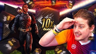 PACKING OTW AUBAMEYANG?! MASSIVE 10X ONES TO WATCH PACK OPENING! FIFA 18 ULTIMATE TEAM