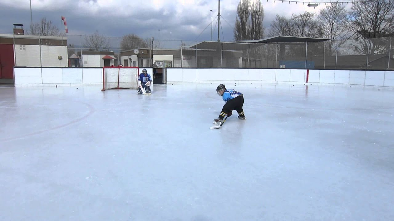 Ice Hockey Tricks