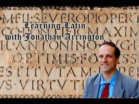 Christus Vincit Latinum~ Jonathan Arrington