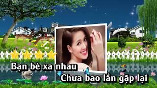 Chỉ Có Bạn Bè Thôi Thanh Lâm Nguyễn Karaoke Nhạc Sống