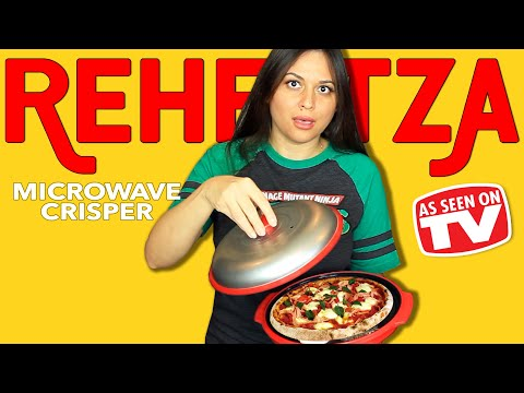 Reheatza Review   Testing As Seen on TV Products