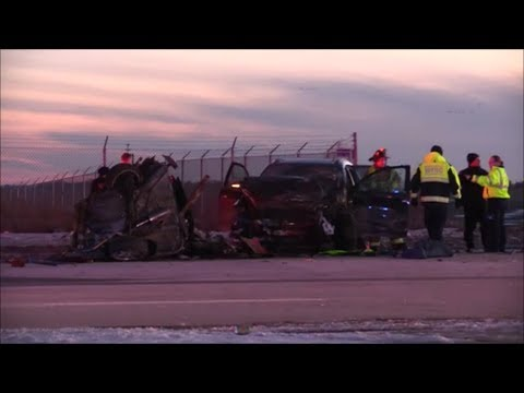 2018-01-12 Fatal Vehicle Crash - Cedar Falls, Iowa - Myke Goings - KMDG
