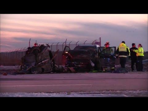 2018-01-12 Fatal Vehicle Crash - Cedar Falls, Iowa - Myke Goings - KMDG