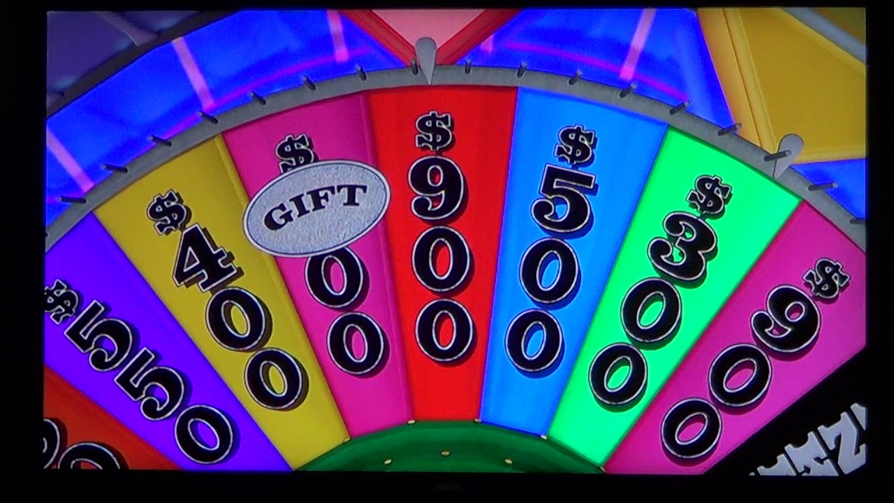 Wheel Of Fortune Xbox 360 Game 6