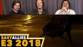 PC Gaming Show - Easy Allies Reactions - E3 2018