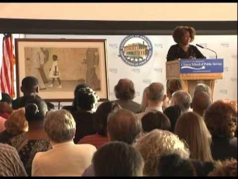 The Clinton School Lecture Series Presents Ruby Bridges 9,20,11